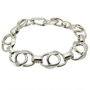 zilveren armband