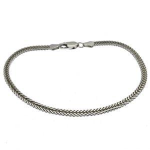 visgraad armband