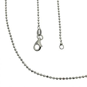 zilveren ketting