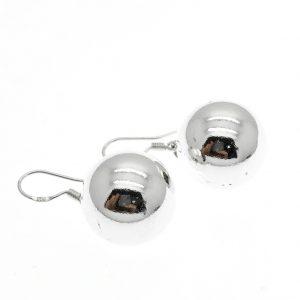 zilveren oorbel Tiffany&Co