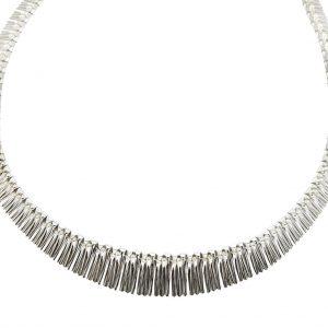 zilveren unieke ketting