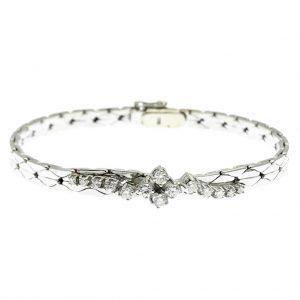 exclusieve gouden armband met diamant