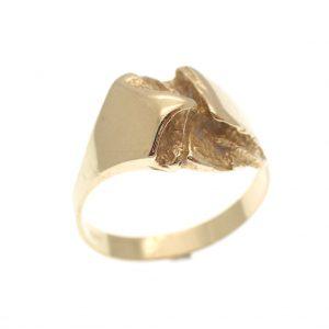 gouden ring Riita Hakala