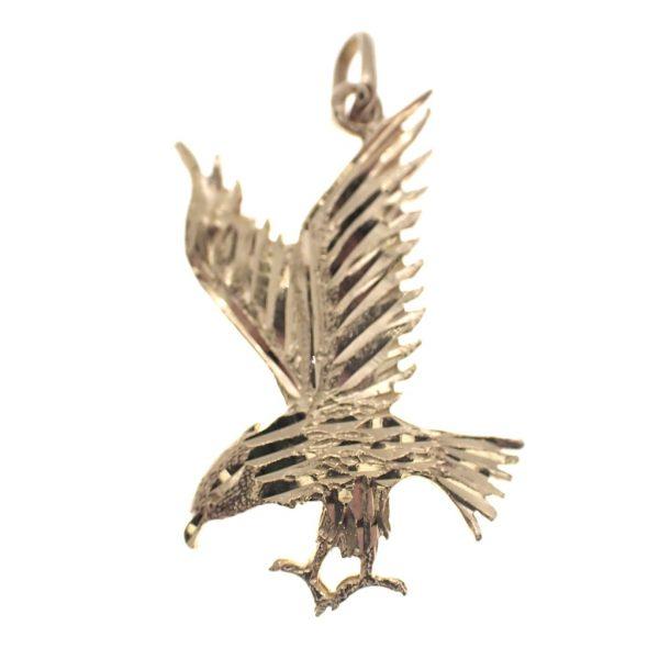 gouden hanger vogel Eagle