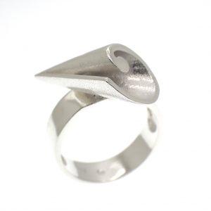 zilveren ring fansaty