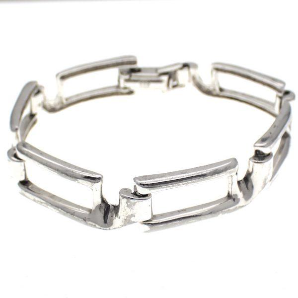 zilveren armband fantasie