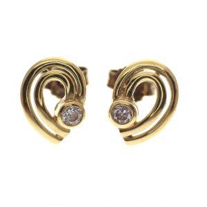gouden oorbellen goedkoop