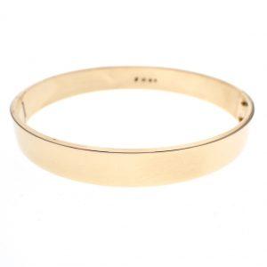 massief gouden armband
