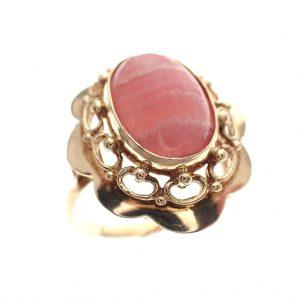 antieke dames ring goud