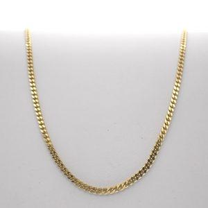 gouden ketting voor goudprijs