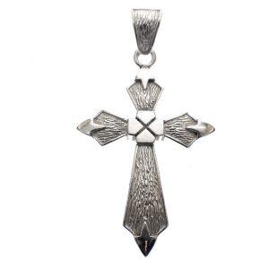 groot zilveren kruis