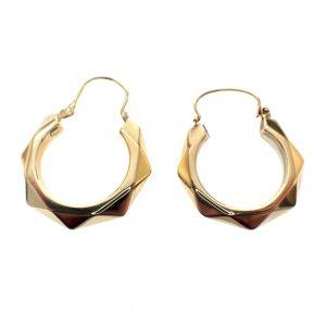 gouden oorringen dames