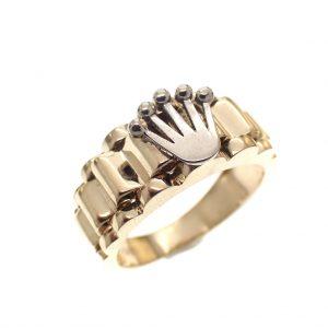 gouden rolex ring goedkoop