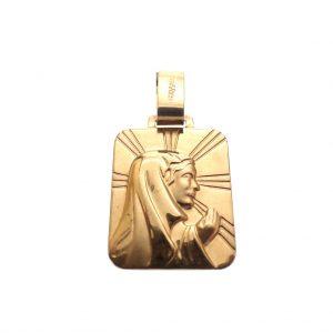 kettinghanger Maria goud