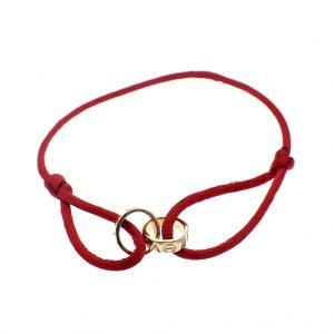 dames armband goud