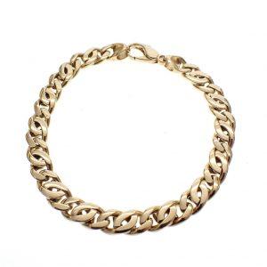 dikke gouden armband goedkoop kopen