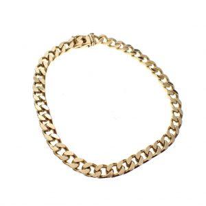 dikke gouden armband