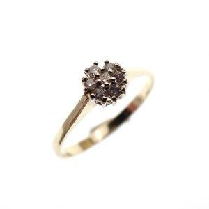 gouden dames ring kopen