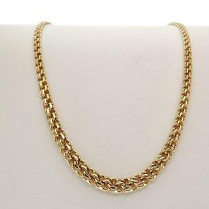 gouden dames ketting kopen