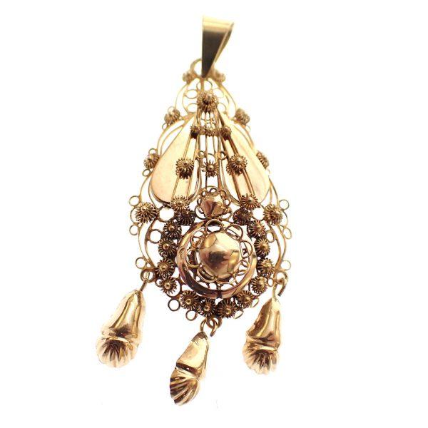 antieke gouden sieraden te koop
