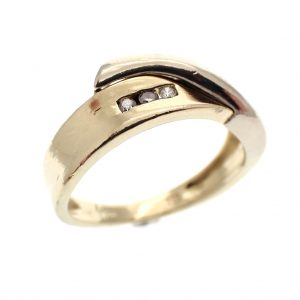 design ring goud dames