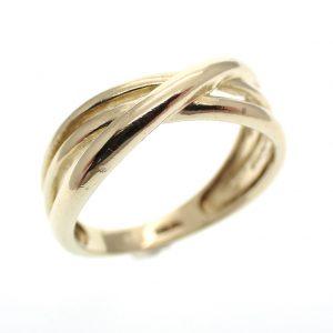 gouden dames ring goedkoop