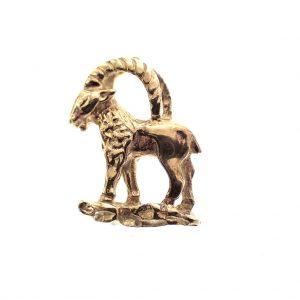 gouden bedel steenbok
