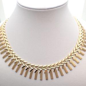luxe gouden collier