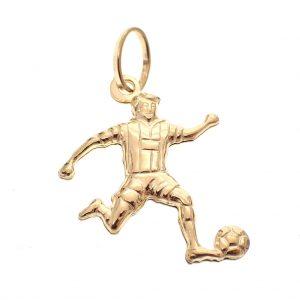 kettinghanger voetballer