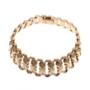 antiek gouden armband dames