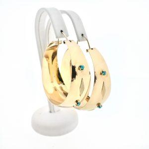 gouden oorbellen Arabisch