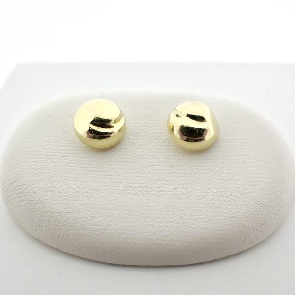 gouden oorknopen