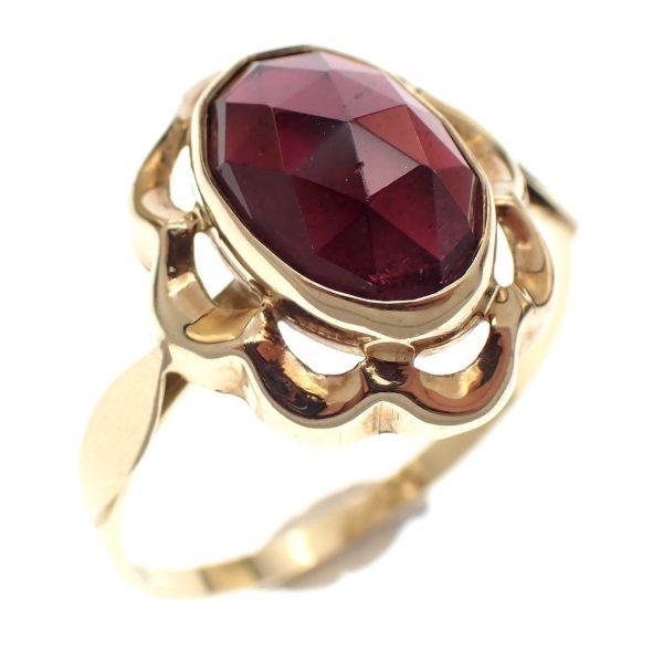 vintage gouden ring te koop