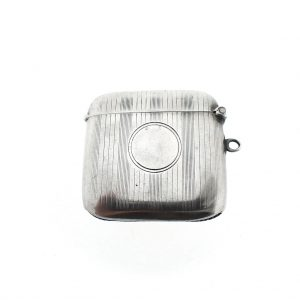 zilveren luciferdoosje