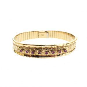 18 k gouden exclusieve armband