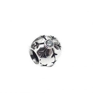 zilveren pandora bedel